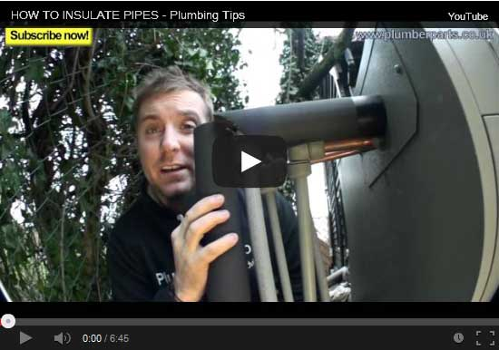 How to insulate your pipes